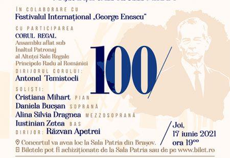 Filarmonica Brasov - Concert Regal